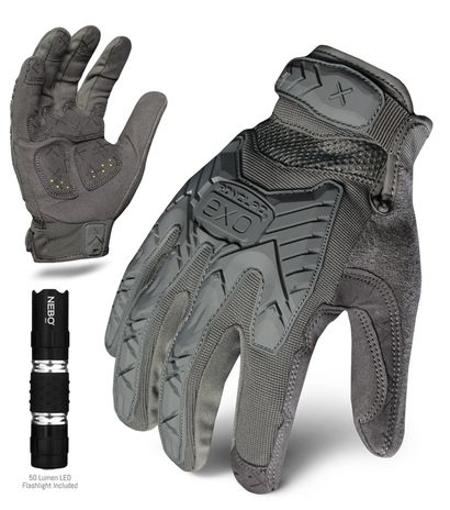 Ironclad EXOT-I Tactical Operations Impact Gloves