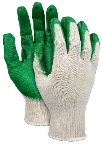MCR Safety Work Gloves 9681 with Smooth Latex Dipped Palms