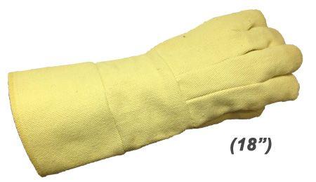 Chicago Protective 238-KV Para Aramid Kevlar Heavy Duty Heat Gloves