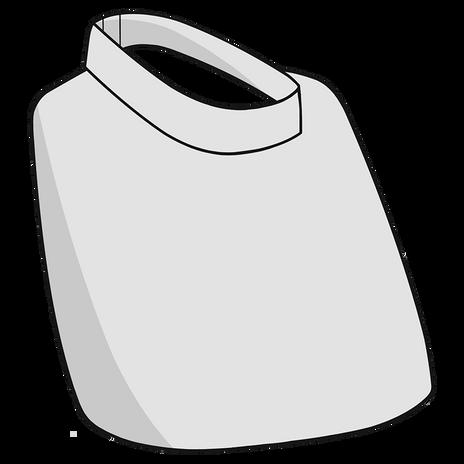 Otterlayer aluminized neck guard NC1-ACF