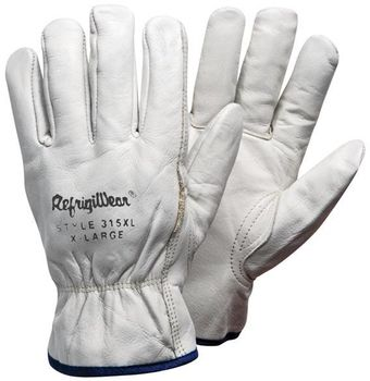 RefrigiWear Cold Weather Apparel - Driver's Glove 0315