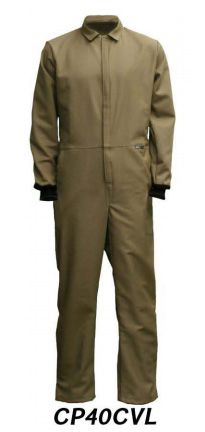 Cementex CP40CVL 40 Cal Protera® Arc Rated Coverall, HRC 4