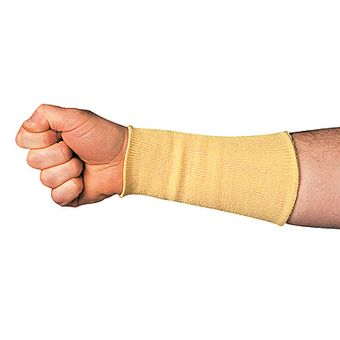 Superior KKWC14 Kevlar Heat and Cut Resistant Sleeves, Double Layer, 14""