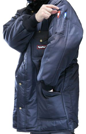 RefrigiWear Iron-Tuff Winter Work Parka 0360 - Pen Pocket