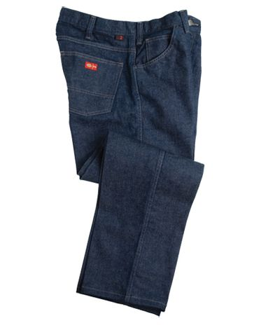 Workrite Dickies FR Jeans 488AC14 - 14 oz Amtex 100% Cotton