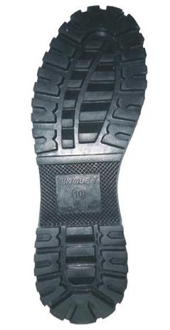 Outsole of Tingley's Metatarsal Rubber Boot MB816B