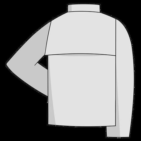 Otterlayer aluminized jacket CJ2-ACF