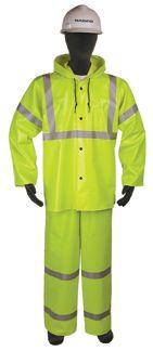 Nasco WorkChoice HiVis 501T221 Bib Style Trouser
