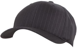 RefrigiWear Cold Weather Apparel - Pinstripe Ball Cap 6195