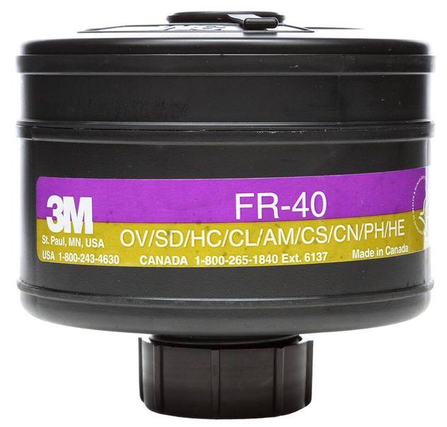 3M Breathe Easy PAPR - Combination - HE Cartridge FR-40