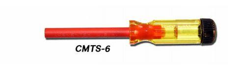 Cementex Insulated Magnetic Tip Multi-Bit Screwdriver