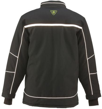 RefrigiWear 0790 Extreme Collection Softshell Jacket Back