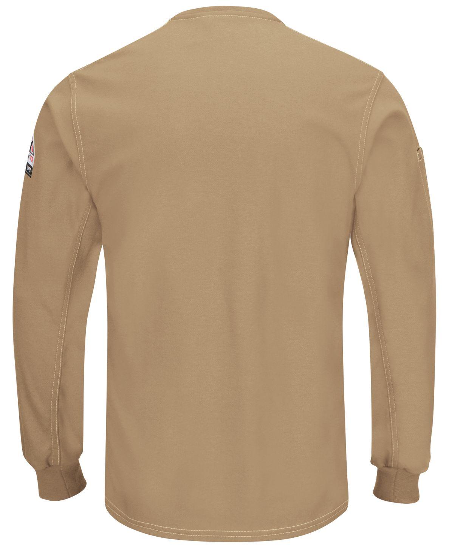 bulwark-fr-henley-qt40-iq-series-comfort-plus-knit-khaki-back.jpg