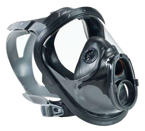 MSA Advantage Full Mask Respirator 4100 Side