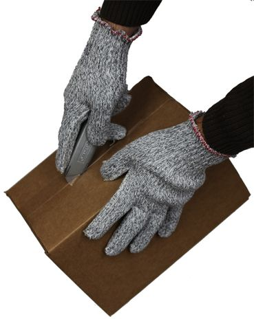 Superior String Knit Dyneema and Fiberglass Cut Resistant Gloves SDYF - Cutting