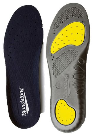 Blundstone 490 xTreme Safety Elastic Side Slip-On Boots - Fire Station Boots Inner Sole