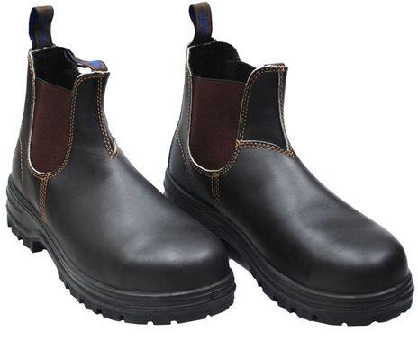 Blundstone 140 Steel Toe Work Boots - Pair