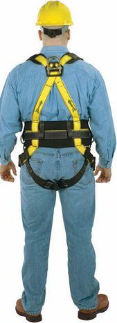 MSA Workman Construction Harness
