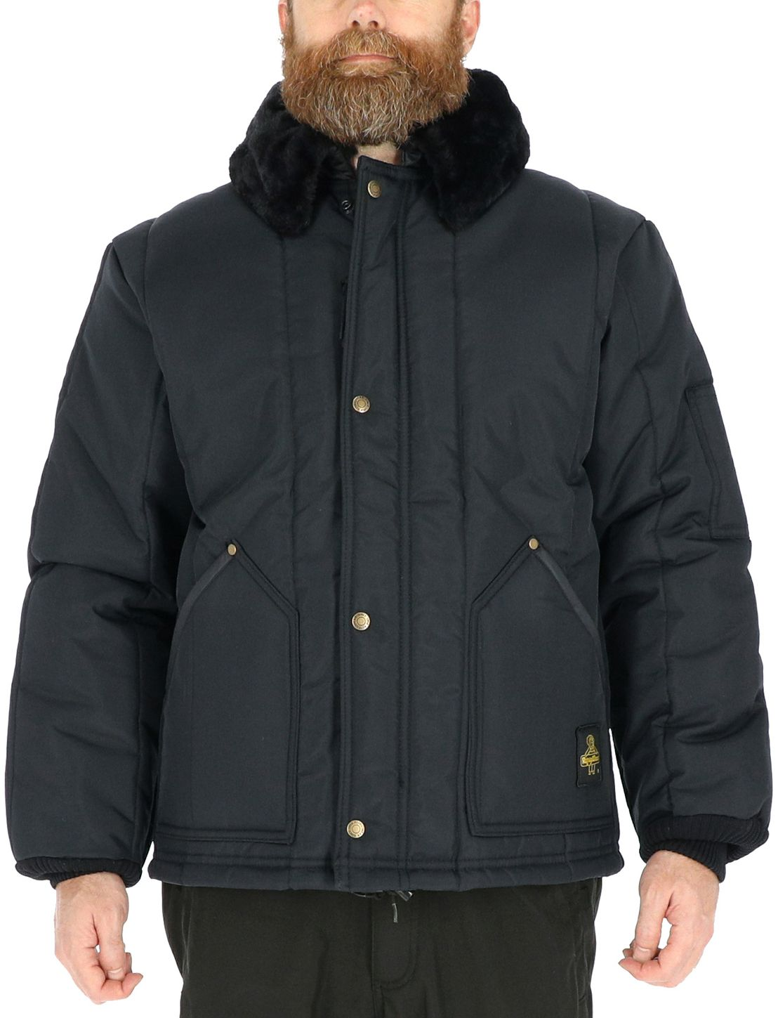 RefrigiWear 0359 Iron-Tuff Cold Weather Work Jacket Example