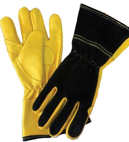 Chicago Protective Apparel SW-CL-10 Leather Work Gloves