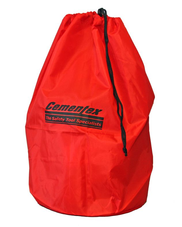 Cementex AFS-SB Arc Face Shield Storage Bag for Arc Flash Clothing Kits