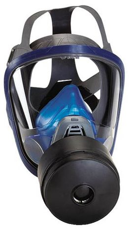 MSA Advantage Series 3100 Gas Mask