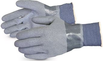Fully Coated Waterproof Work Gloves Superior S13PNTFC