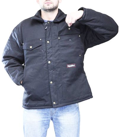 RefrigiWear ComfortGuard Utility Work Jacket 0630 - Chest Pocket