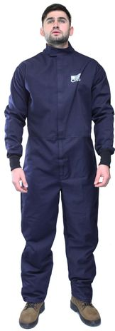 CPA AG40-CV 40 Cal Coverall Arc Flash Suit