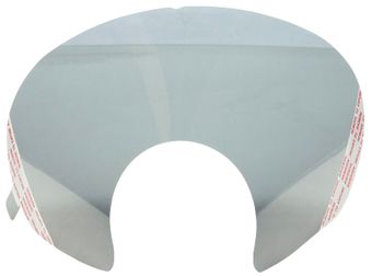 3M 6886 Tinted Lens Covers Front