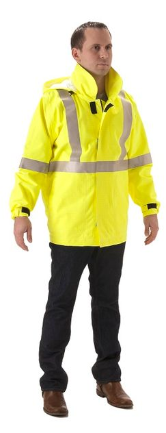NASCO RampartFR 8503JFY Arc Flash Fire Breathable Jacket