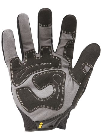 Ironclad General Utility Performance Work Glove Palm