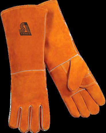 """Steiner 23"""" Length Stick Welding Gloves 21923"""