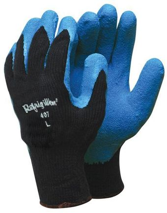 RefrigiWear Cold Weather Apparel - ProWeight Thermal ErgoGrip Coated Glove 0407