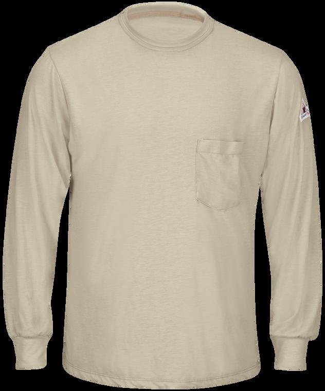 bulwark-fr-t-shirt-smt8-lightweight-long-sleeve-khaki-front.png