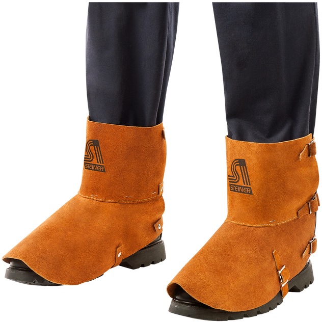 Steiner Leather Welding Spats 12185 Front