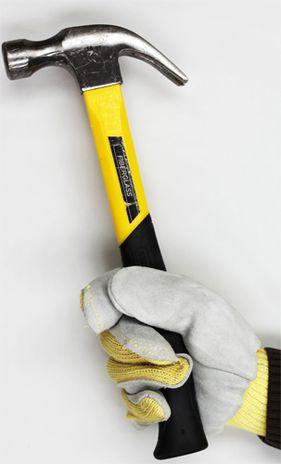 Superior Kevlar Cut Resistant Gloves SKLPSMT - Holding Ability