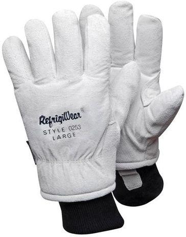 RefrigiWear Cold Weather Apparel - Goatskin Glove 0253