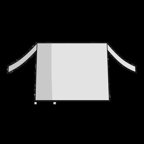 Otterlayer aluminized apron AW1-ACF