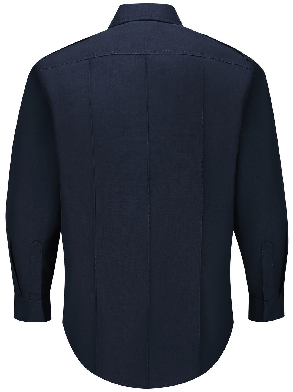 workrite-fr-chief-shirt-fsc0-classic-long-sleeve-midnight-navy-back.jpg