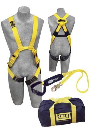 DBI Sala 1150054 Arc Flash Fall Protection Gear Kit