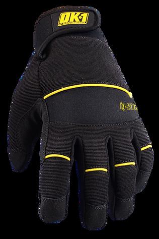 occunomix-ok-ig200-50%-infrared-fleece-lined-winter-gloves-top