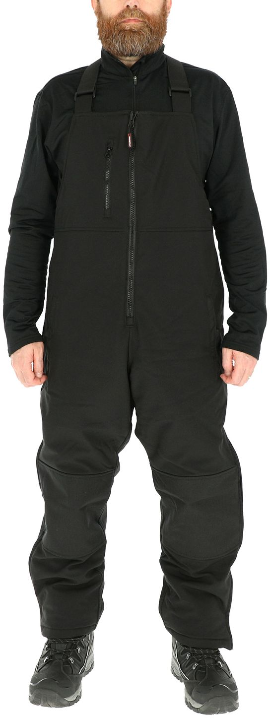 RefrigiWear 0495 Softshell Cold Weather Work Overall High Bib Example